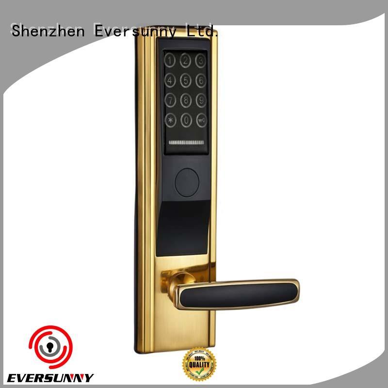 front key code lock visual smart for door