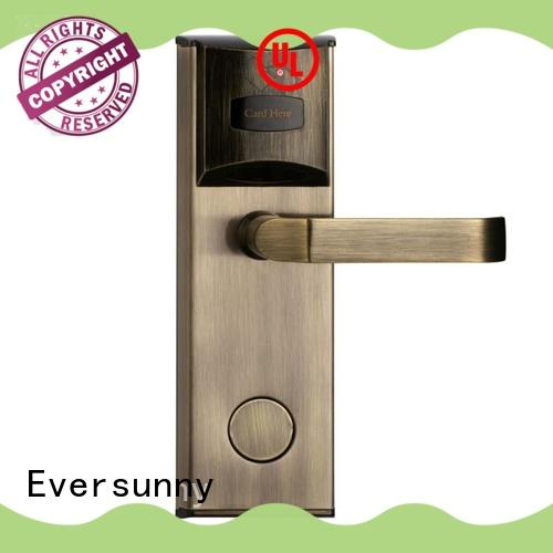fast door access card system energy-saving for hotel