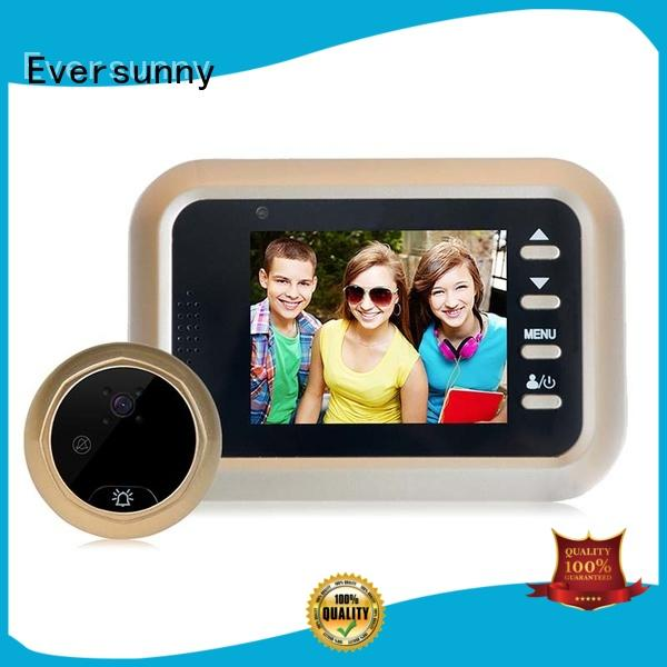 digital peephole camera door for sliding door Eversunny