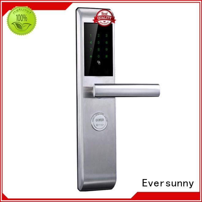 Eversunny passcode door lock smart for hotel