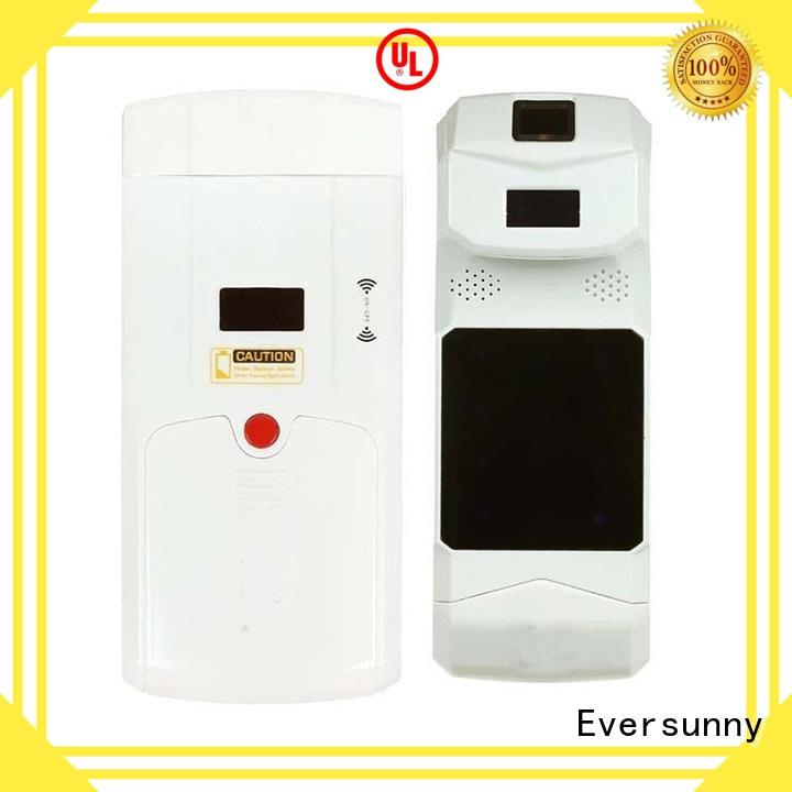 Eversunny keyless remote control gate lock factory price for house