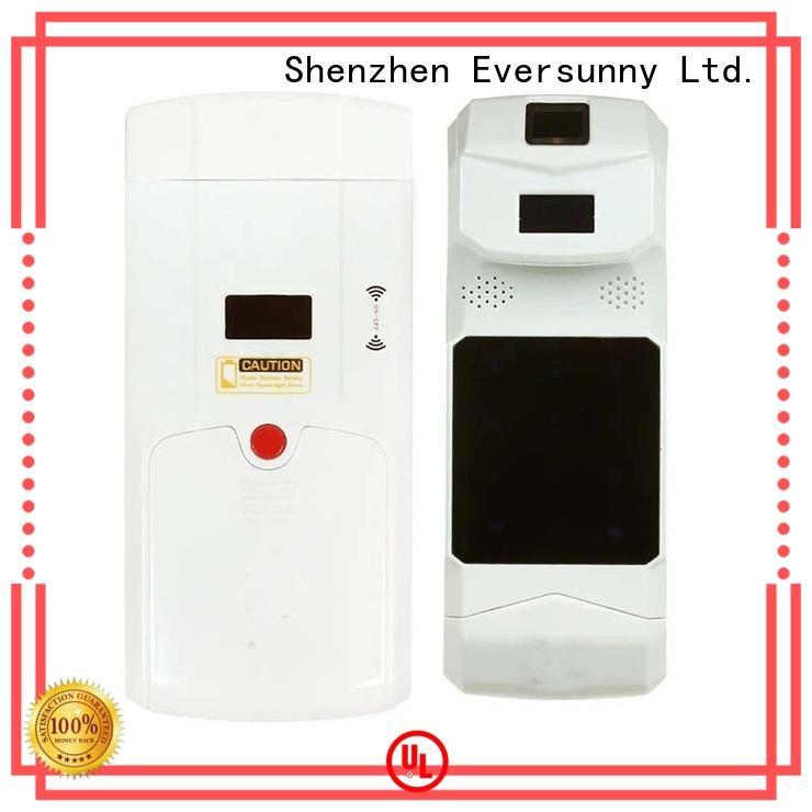 wireless high security door locks touch villa Eversunny