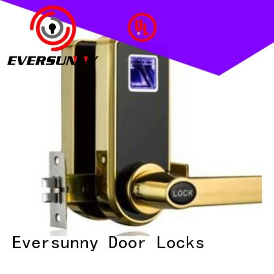 Eversunny best best fingerprint lock interior rooms for interior rooms