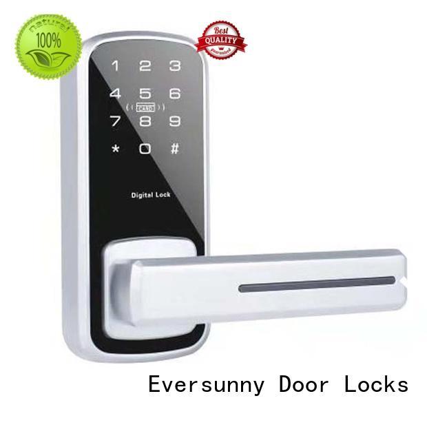 code door lock tag for apartment Eversunny