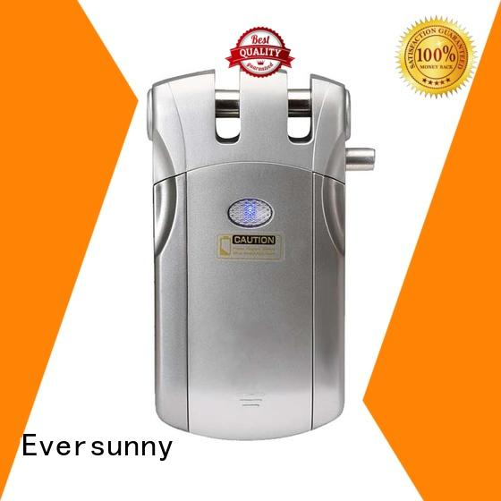 Eversunny invisible smart invisible door lock energy-saving for residence