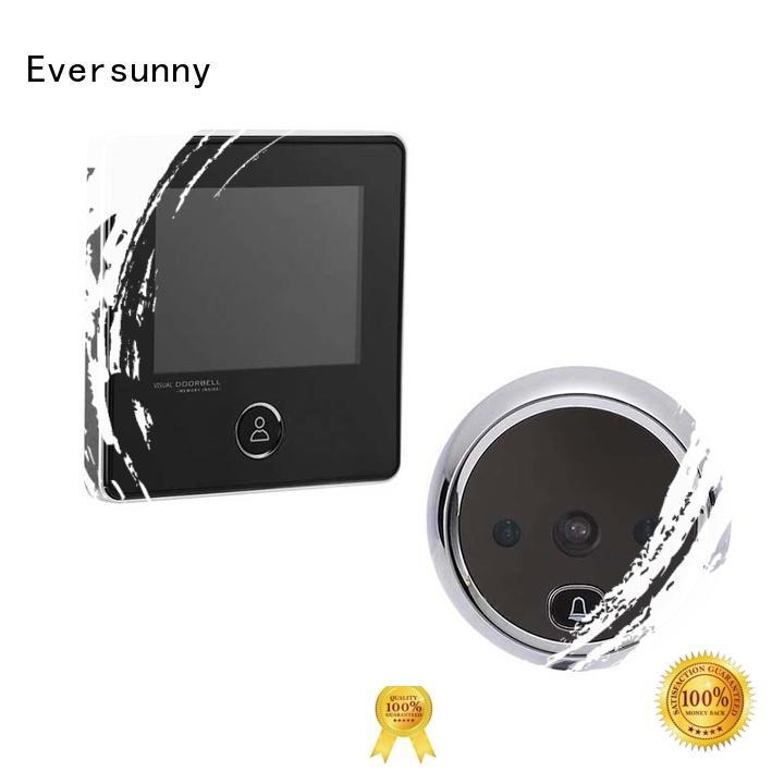 best digital door peephole smart peephole for Aluminum alloy door