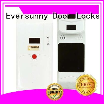 Eversunny invisible door lock system mobile controlled for home