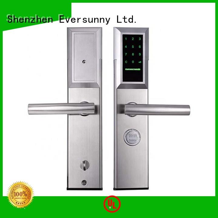 Eversunny security lock smart for apartment