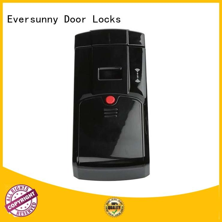 Eversunny remote hidden gate lock mobile controlled for residence