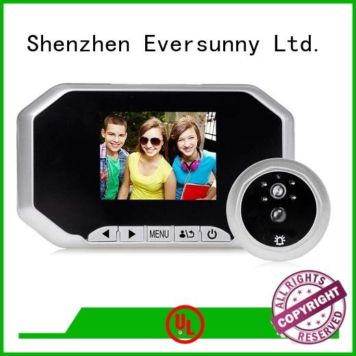 Eversunny electronic video peephole Large angle for home