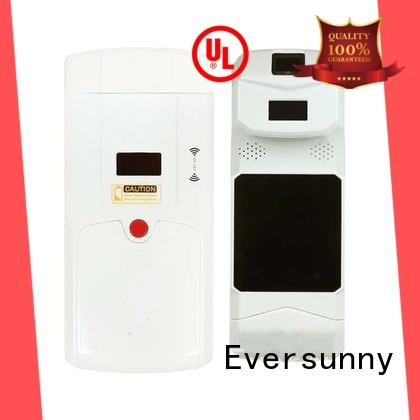 Eversunny simple concealed door lock energy-saving for apartment