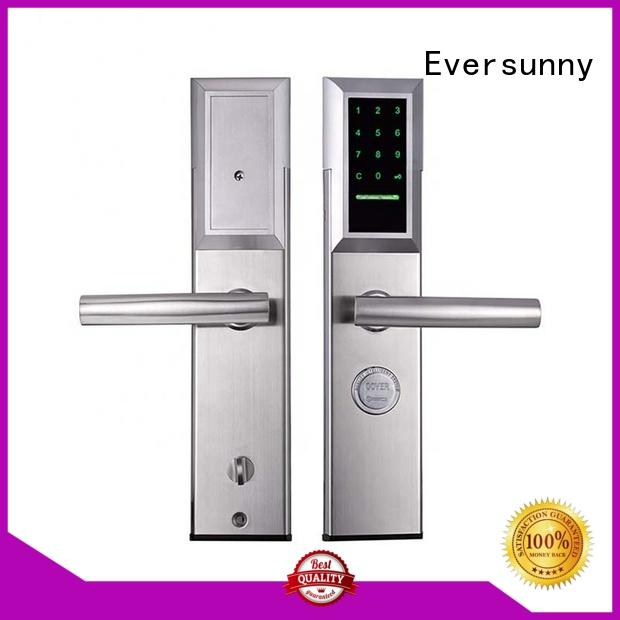 Eversunny code electronic code lock touch screen for hotel