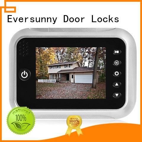 multiple-digit best digital peephole viewer inch Intelligent for Aluminum alloy door