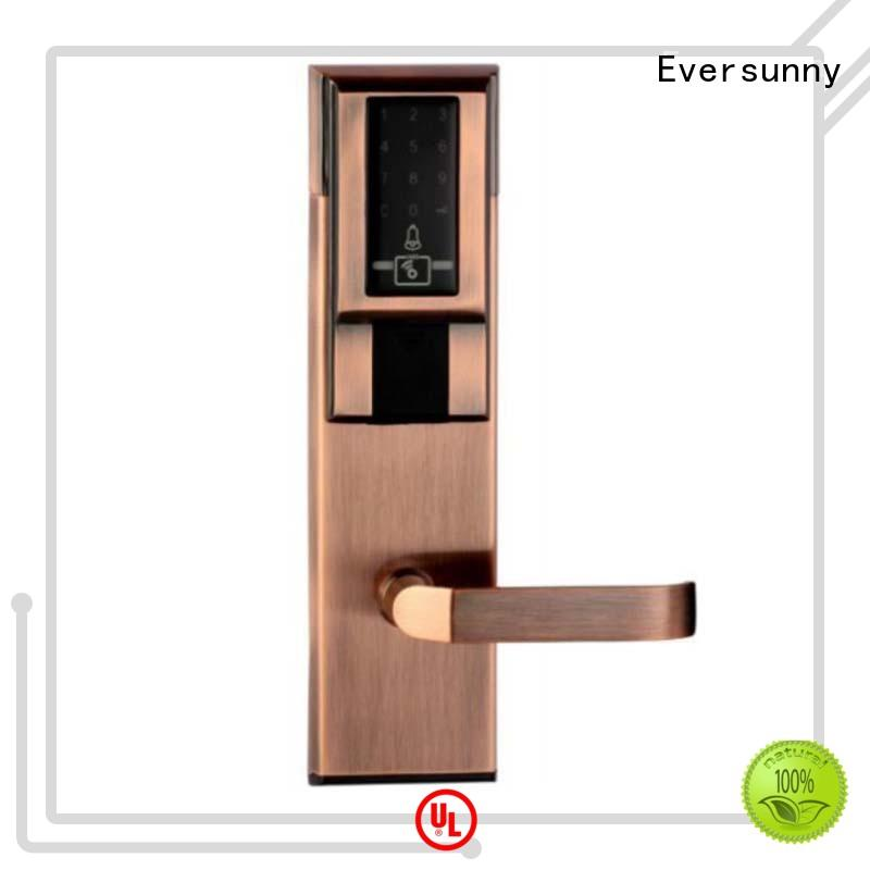 Eversunny door coded lock entry home for apartment