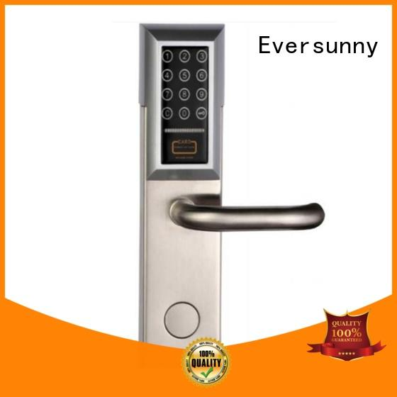 number code door lock code for hotel Eversunny