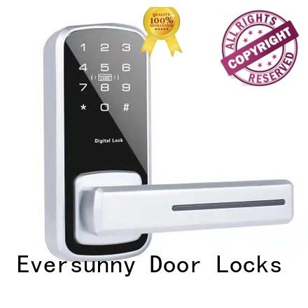 Eversunny security password door lock system smart for apartment