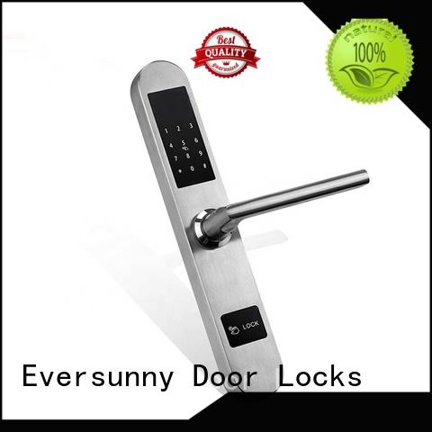 multiple-digit password door lock Touch Screen apartment