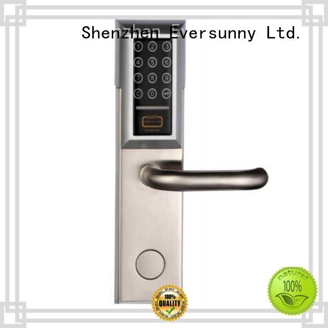 Eversunny code entry locks energy-saving for apartment