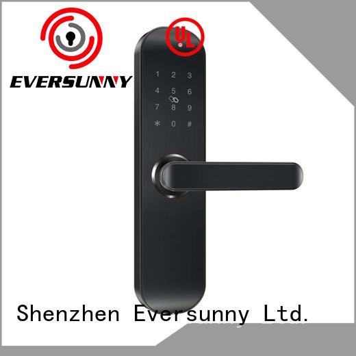 Eversunny front passcode door lock entry home for apartment