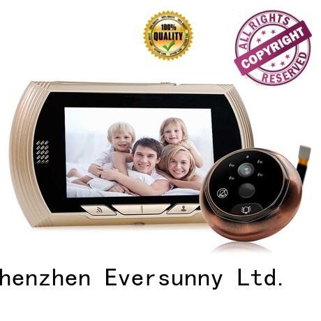 peephole digital peephole wifi high reliability for peepholecam