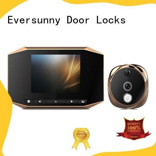 Eversunny Visual Peephole lcd peephole manufacturer for home