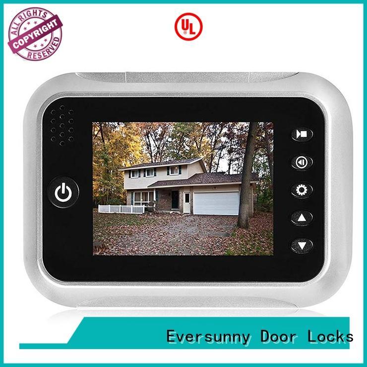 Eversunny multiple-digit best digital peephole power-saving for aluminium door