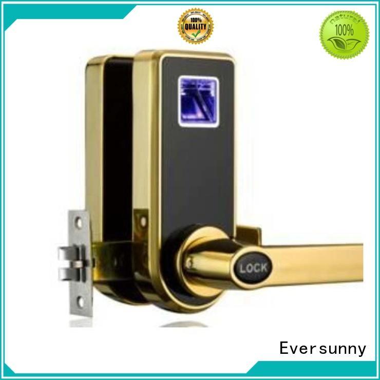 Eversunny fingerprint locker lock handle for office