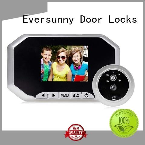Eversunny digital peephole door viewer with motion sensor LCD for office