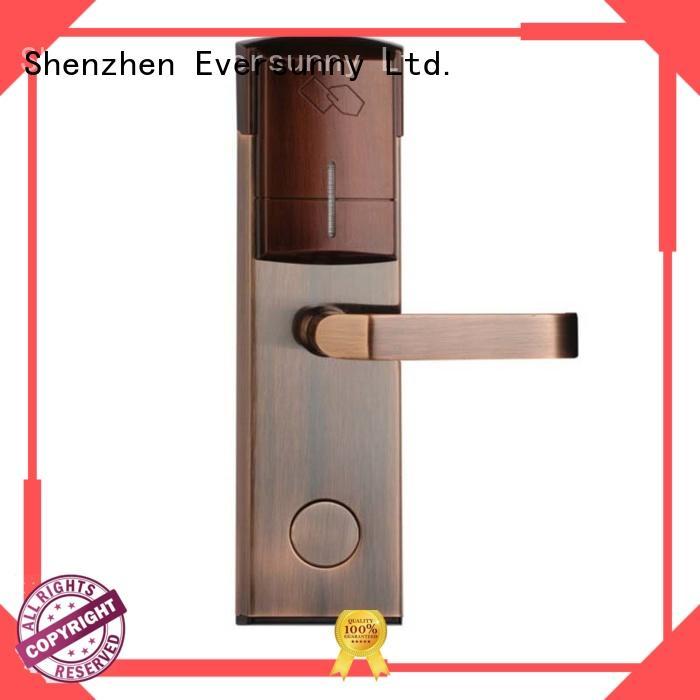 hotel hotel key card encoder entry for hotel Eversunny