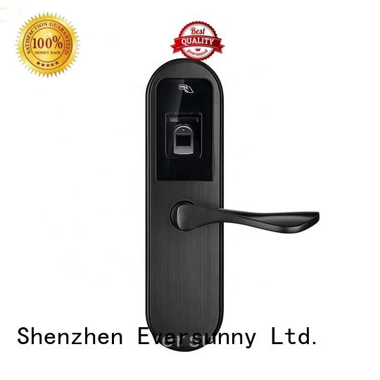 best security lock glass entry system for home