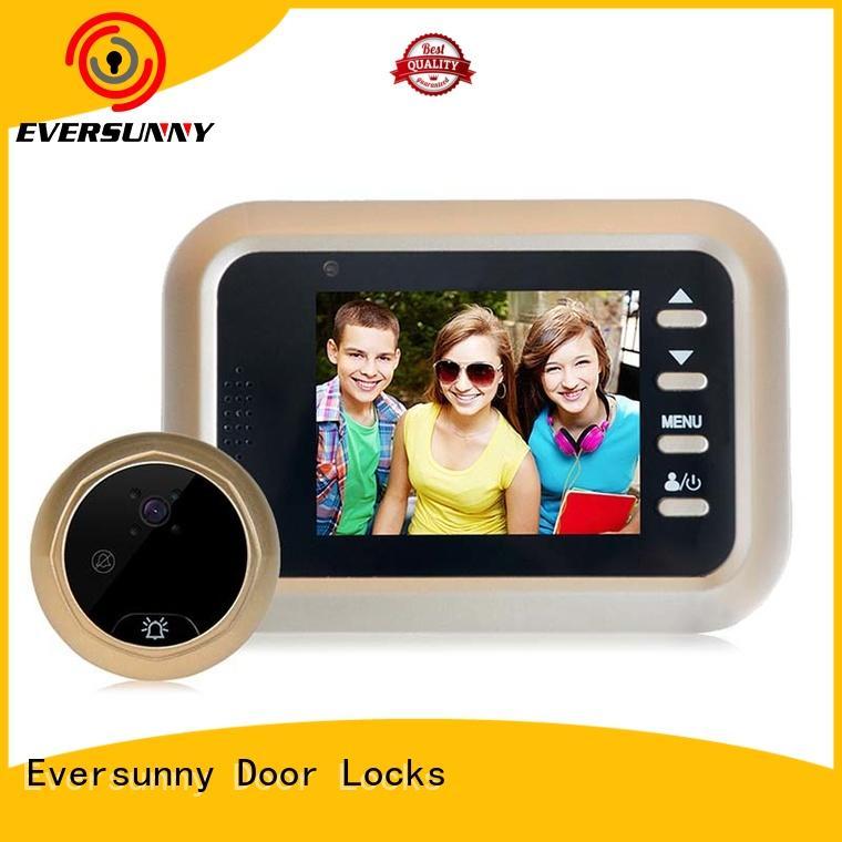 convenient digital door viewer china peephole peephole for sliding door