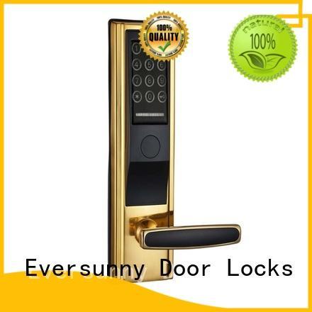 keypad wifi Eversunny Brand password door knob factory
