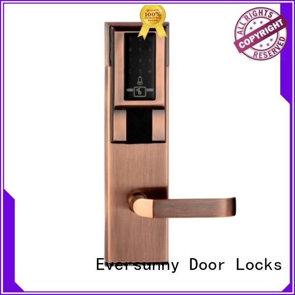 door code lock system unlock for door Eversunny