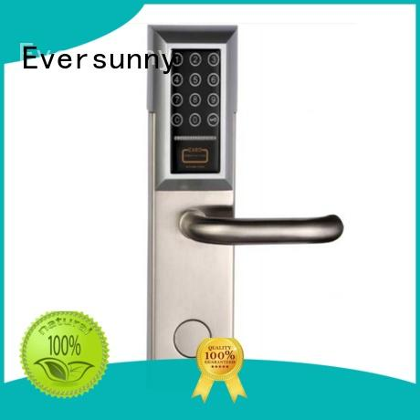 Eversunny security code door lock energy-saving for hotel