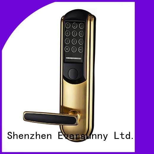 Eversunny keypad code locks for external doors energy-saving for office