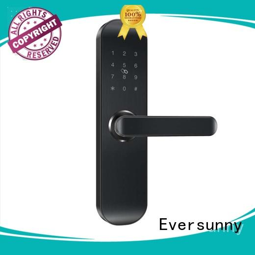 Eversunny keypad locks with code touch screen for hotel