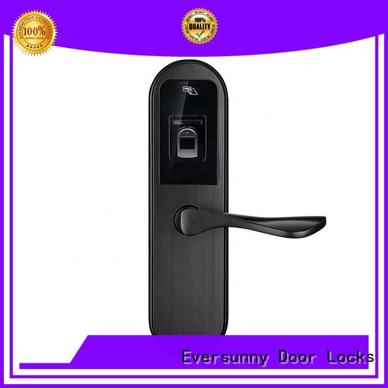 Eversunny smart fingerprint lock knob for apartment