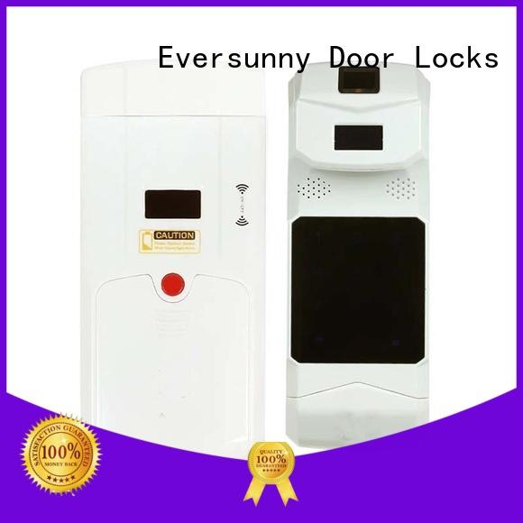 auto lock smart digital concealed Eversunny Brand