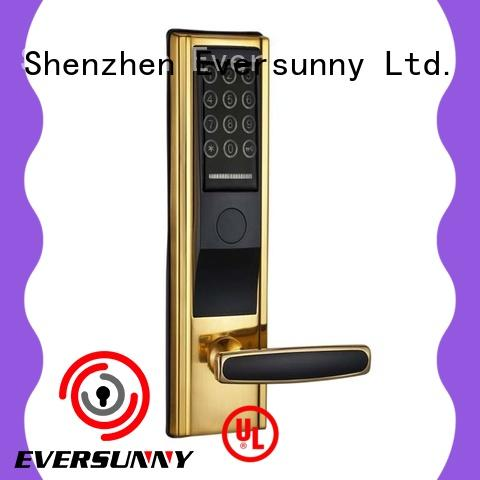 Eversunny keypad passcode door bluetooth for hotel