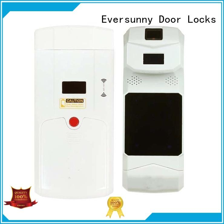 Eversunny safe remote control house door lock good quality