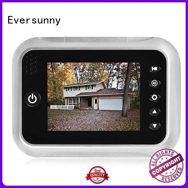 Eversunny best digital peephole power-saving for broken bridge