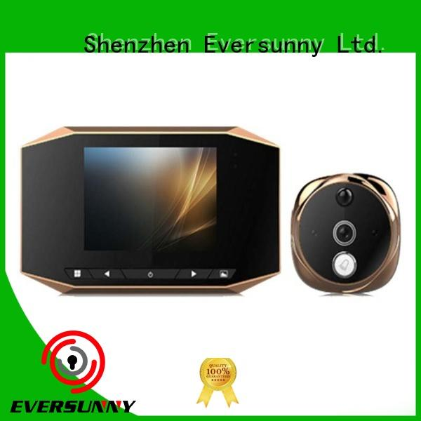 3.5 LCD Digital Video Screen door Viewer with IR Night Version  F25