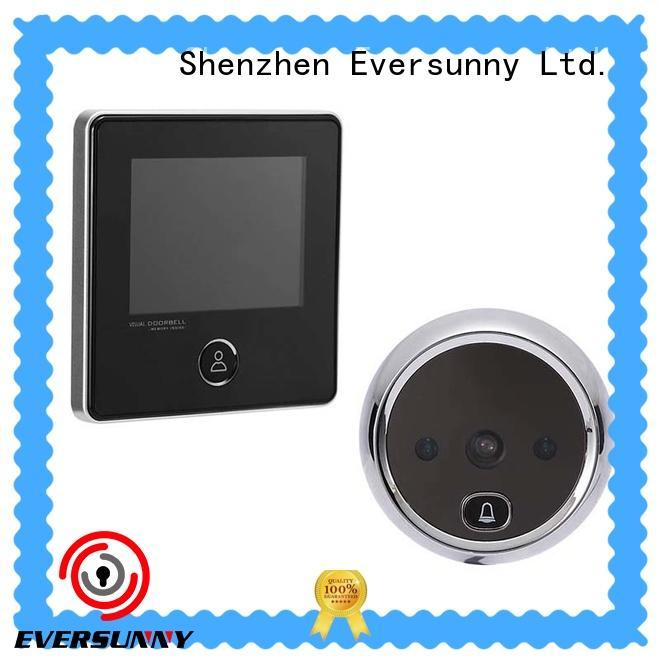 Eversunny multiple-digit digital door eye Intelligent for sliding door