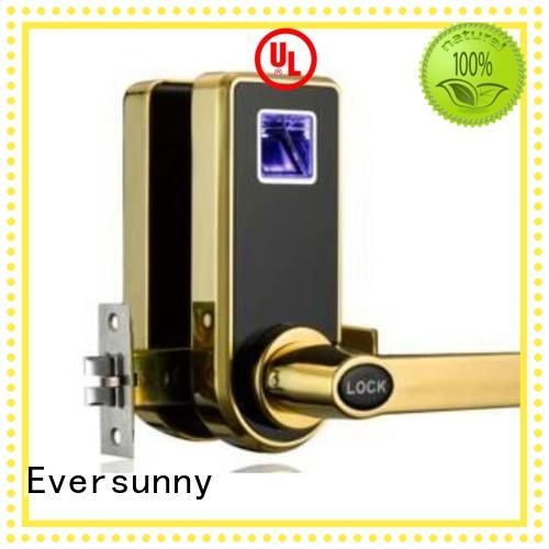 new fingerprint lock electronic for home Eversunny