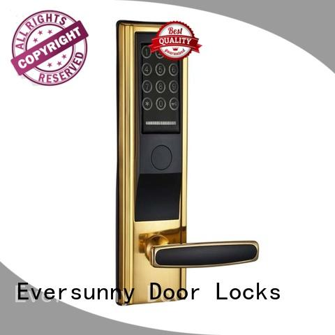 Eversunny multiple-digit code door lock entry home for office