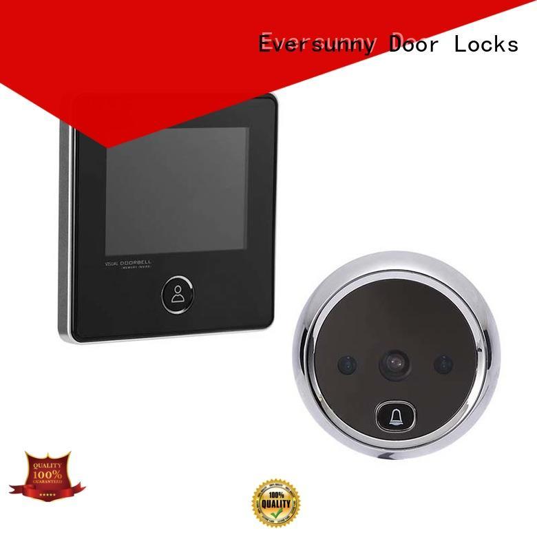 Eversunny intelligent digital door viewer power-saving for Aluminum alloy door