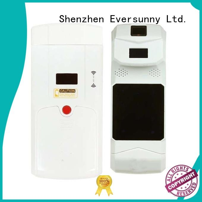 invisible remote control lock electronic factory price for apartment