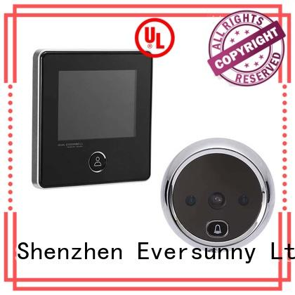 Eversunny multiple-digit digital door viewer china automatically for aluminium door