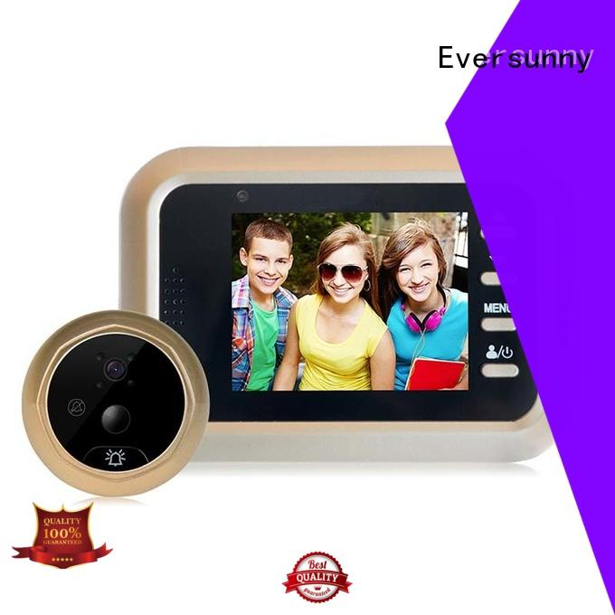 Eversunny 45ch door peephole viewer Large angle for apartment
