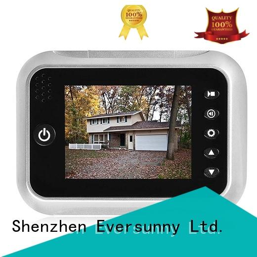 convenient digital door eye viewer peephole Aluminum alloy door